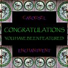 rb banner:  carousel enchantment group by michael christopher jansen