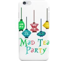 Mad Tea Party iPhone Case/Skin