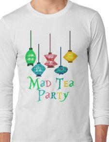 Mad Tea Party Long Sleeve T-Shirt
