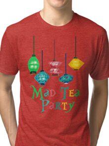Mad Tea Party Tri-blend T-Shirt
