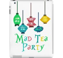 Mad Tea Party iPad Case/Skin