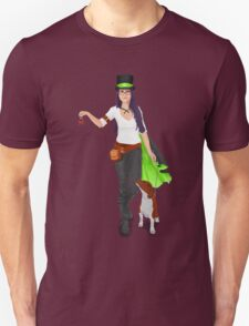 Steampunk Angel Unisex T-Shirt