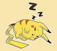 Sleepy Mouse by skywaker