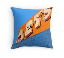TAFE SA... Throw Pillow