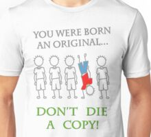 Be Different... Unisex T-Shirt