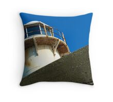 South Gare Lighthouse 003 Throw Pillow
