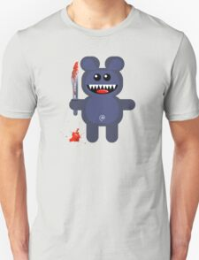BEAR 2 (Cute pet with a sharp knife!) T-Shirt