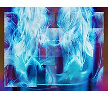 Angel Hair Photographic Print