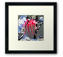 Graffiti #70b Framed Print