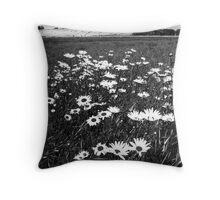 Spring in UK Throw Pillow