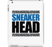 Sneakerhead - Sports Blue Cement iPad Case/Skin