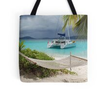 Paradise found too Tote Bag