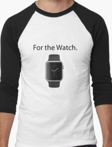 For the watch Men's Baseball ¾ T-Shirt
