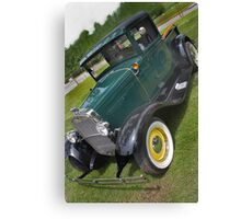 1930 Model A Pick-Up Canvas Print