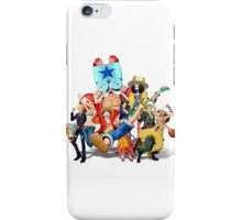 onepiece crew1 iPhone Case/Skin