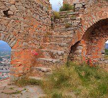 On Palamidi Castle by zumi