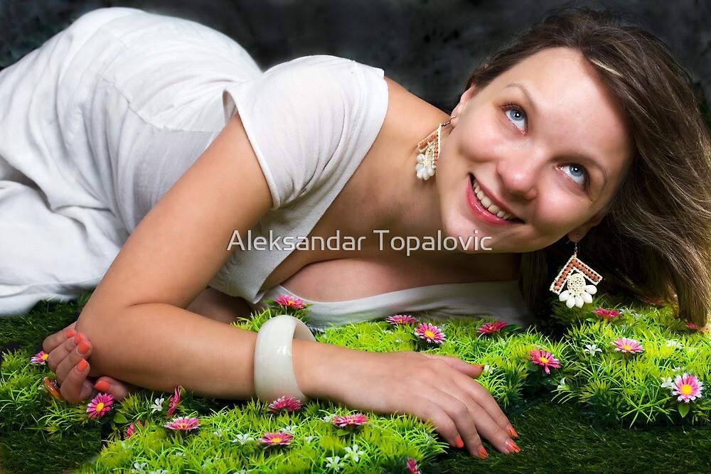 Selena  by Aleksandar Topalovic