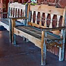 Bench Partners by phil decocco