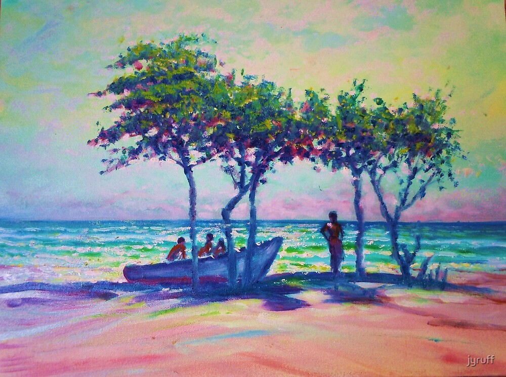 Caribean Sunset by jyruff