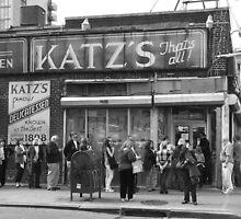 Katz Deli by perrycass