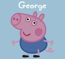 George Kids Tee