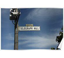 Telegraph Hill Poster