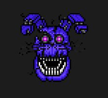 Five Nights at Freddys 4 - Nightmare Bonnie - Pixel art by GEEKsomniac