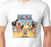 onepiece crew4 Unisex T-Shirt
