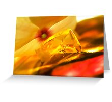 Light That Paints Greeting Card