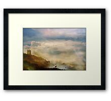 An Enchantment Perhaps. Framed Print