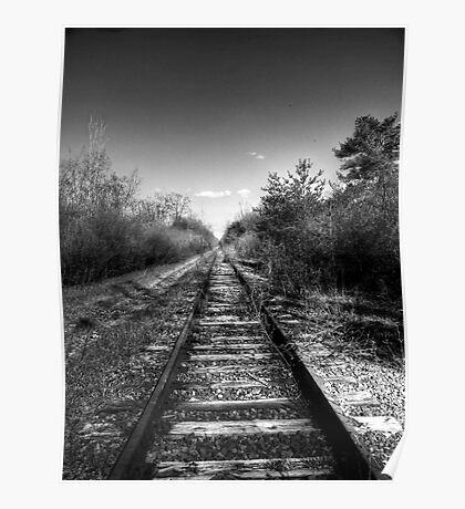 Lonely Tracks  Poster