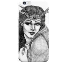 One with the Goddess ~ By Torrie Nightingale iPhone Case/Skin