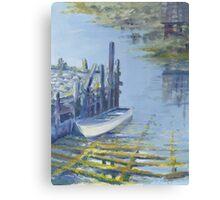 Frail Cove, nr Chester, Nova Scotia Canvas Print