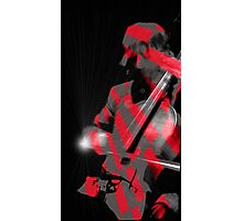 The Cellist Photographic Print