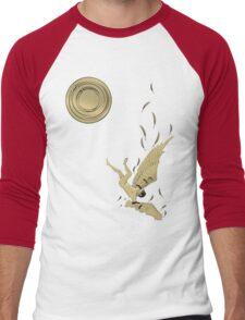 Too Close Men's Baseball ¾ T-Shirt