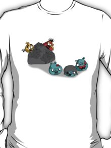 Angry Zombies T-Shirt