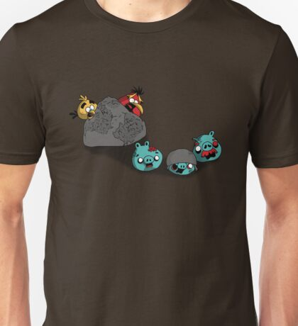 Angry Zombies Unisex T-Shirt