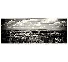 Tuscany Landscape Italy Photographic Print
