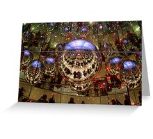 "mirrors in ""camera obscura ""  Greeting Card"