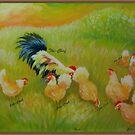My Chicks! by Noel78