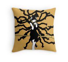Medusa Soul Eater (Yellow Version) Throw Pillow