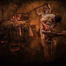 The Blacksmith by Yhun Suarez