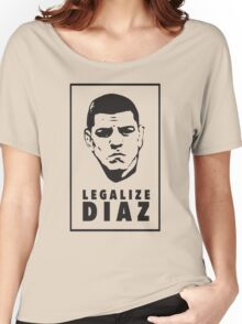 Legalize Diaz Women's Relaxed Fit T-Shirt