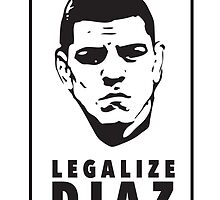 Legalize Diaz by gelatinchoke