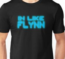 In Like Flynn - Tron Unisex T-Shirt