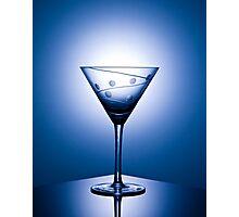 Midnight Martini Photographic Print