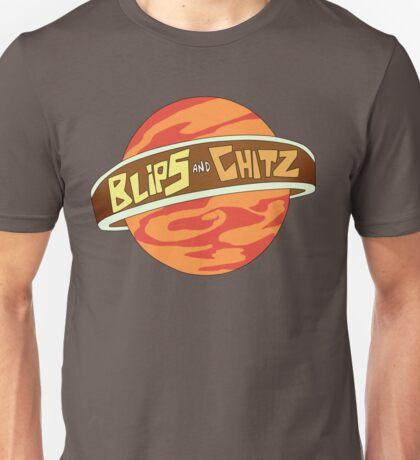 Blips and Chitz Unisex T-Shirt