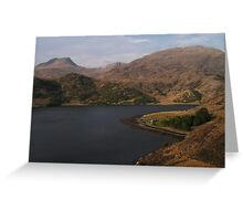 Loch Hourn Guesthouse Greeting Card