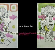 Interferencias / Interferences by felix zilinskas