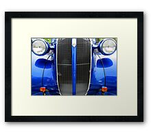 1937 Plymouth Coupe Framed Print